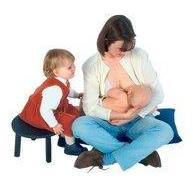 Gambar 3. Manfaat menyusui untuk psikologis ibu dan bayi